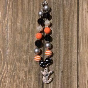 Jewelry - Halloween Chunky Bead necklace